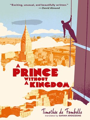 cover image of A Prince Without a Kingdom
